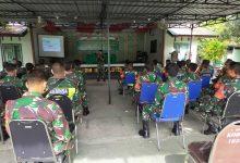 Photo of Tim Kumdam IX/Udayana Berikan Pemahaman UU ITE ke Prajurit dan Jajaran Kodim 1620/Loteng