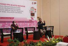 Photo of Ketua KPU Provinsi NTB Minta PPK Berfikir Strategis terkait Pemetaan Pemilih
