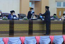 Photo of Nota Keuangan dan APBD Loteng Tahun 2021 di Tetapkan Melalui Rapat Paripurna