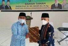 Photo of Ingin Bangun Asrama Haji Termegah, Kemenag RI harapkan Pemda Loteng Berikan tambahan Hibah Lahan