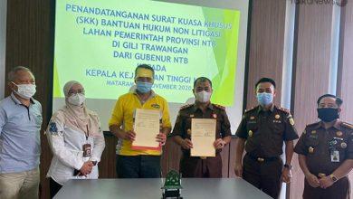 Photo of KPK Minta Pemprov NTB Tertibkan Aset di Gili Trawangan, Gubernur Berikan Surat Kuasa ke Kejaksaan Tinggi
