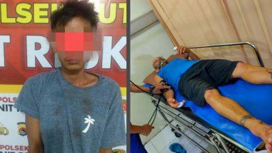 Photo of Karyawan Hotel di Kuta Lombok Menyayat Tangan Majikan