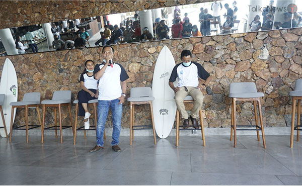 Surfing Competition | TalikaNews.com