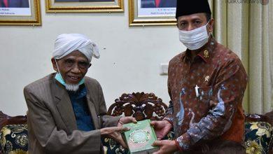 Photo of Tangkal Intoleran Radikal, Kepala BNPT Temui Tuan Guru Bagu dan Rektor UNU NTB