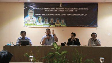 Photo of Dipercaya Jabat Ketua BPC HIPMI Loteng, Lalu Fatahillah Siap Bawa Pengusaha UMKM Keluar dari Krisis Covid-19