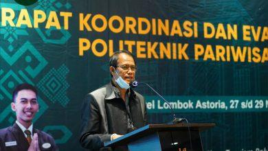 Photo of Tingkatkan Sinergitas, Poltekpar Lombok Gelar Rakor dan Evaluasi Kerjasama