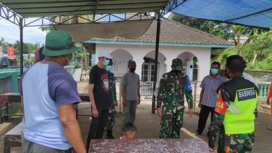 Photo of Dandim 1620/Loteng Perintahkan Anggota Kawal Ketat ProKes Covid-19 di Semua TPS