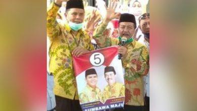 Photo of Unggul Sementara di Sumbawa, Jarot-Mokhlis Minta Pendukung Tunggu Hitungan KPU