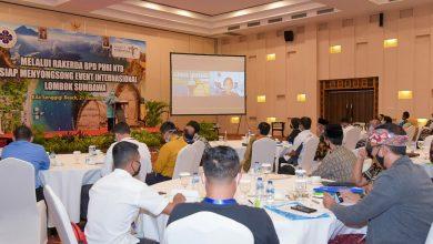 Photo of Rakerda PHRI, Wagub Minta Pelaku Wisata di NTB Kompak Bangkitkan Pariwisata di Masa Pandemi