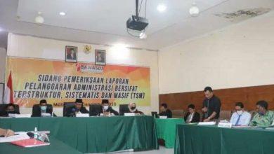 Photo of Puluhan Saksi Beberkan jenis Pelanggaran di Pilkada Sumbawa