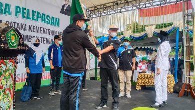 Photo of Kirap Bendera Pataka di HAB Kementerian Agama Loteng ke-75 Membuktikan Indonesia Rukun