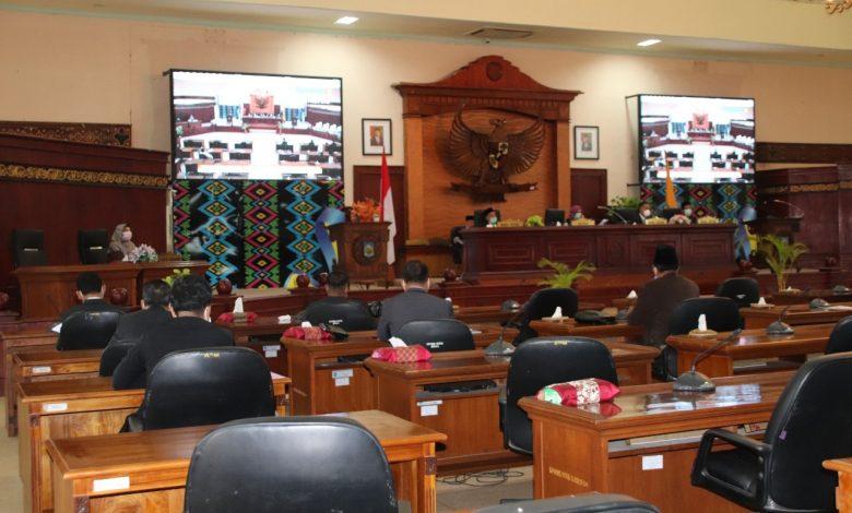 DPRD NTB Setujui Dua Raperda Diantaranya Pencegahan dan Perkawinan Anak, Empat Masih Dibahas
