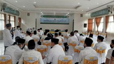 Photo of Pansus I DPRD NTB Bahas Raperda Pesantren dengan Kanmenag Loteng