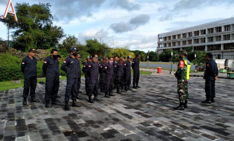 Disiplin dan Loyalitas BKD Kuta Lombok