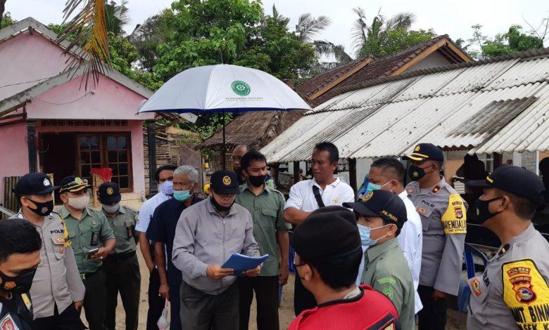 Eksekusi Lima Lahan Enclave di KEK Mandalika Lombok