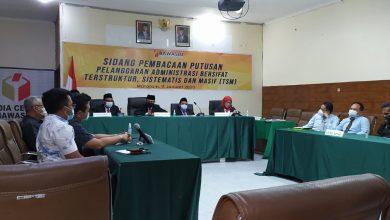 Photo of Ketua Majelis Sengketa Pilkada Sumbawa Putuskan, Gugatan Jarot-Mokhlis tidak Terbukti