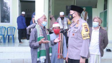 Photo of Kunjungi MDQH Pancor, Kapolda NTB Undang Tokoh dan Tuan Guru NW, Ini yang Akan Dibahas