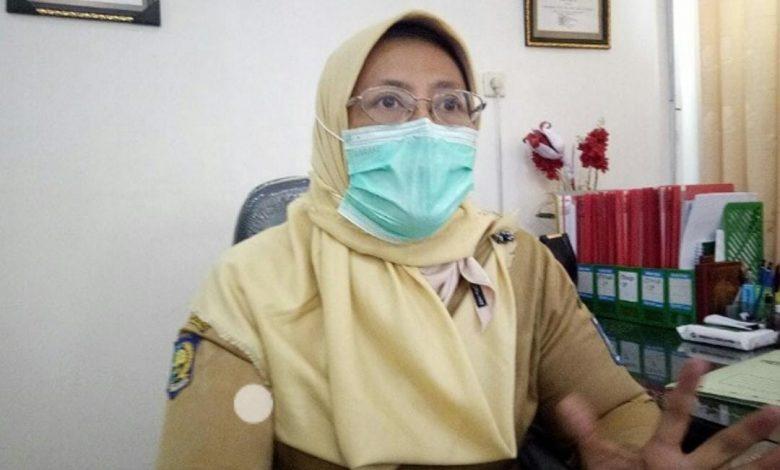Kepala Dinas Kesehatan Provinsi NTB, dr. Nurhandini Eka Dewi