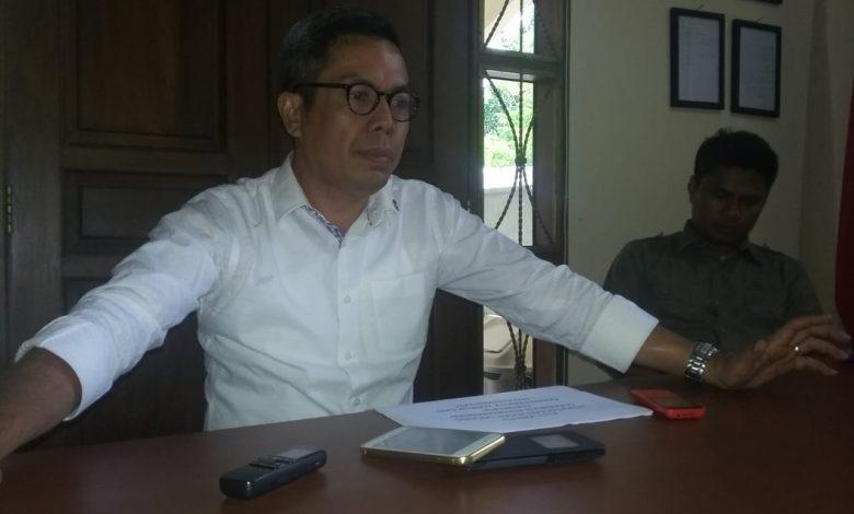 Kepala Ombudsman RI Perwakilan NTB, Adhar Hakim