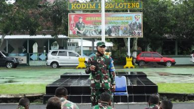 Photo of Kodim 1620/Loteng Dukung Program Vaksinasi Covid-19, Siap Turunkan Pasukan