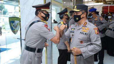 Photo of Lima Pejabat Utama Baharkam Polri di Rotasi, Komjen Pol Agus: Terima Kasih Telah Berkontribusi Jaga Keamanan