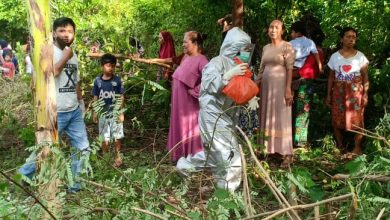 Photo of Polisi Telusuri Diduga Kuburan Hasil Aborsi di Lombok Utara