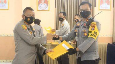 """Photo of Pasca Sertijab, Kombes Pol Heri Wahyudi langsung keluarkan Tujuh """"Commander Wish"""" untuk Personel"""