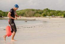 Photo of Pastikan Event Olahraga Triahtlon, Sandiaga Uno Jelajah Laut Tanjung Aan Lombok Hingga 500 Meter, Ini Kata Gubernur NTB