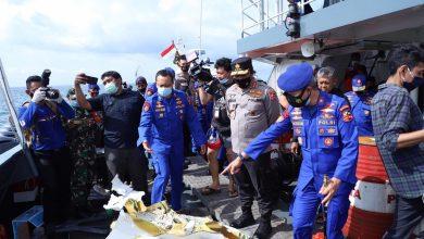 Photo of Kabaharkam Polri Kroscek Proses Pencarian Korban Pesawat Sriwijaya Air SJ 182
