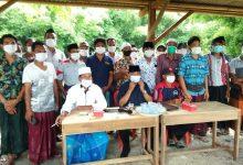 Photo of Reses Wirakse di Desa Teruwai Muncul Permintaan Kualitas Pengerjaan Jalan