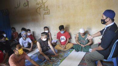 Photo of Ruang Tahanan di Polres Lombok Timur Disulap jadi Layaknya Pondok Pesantren