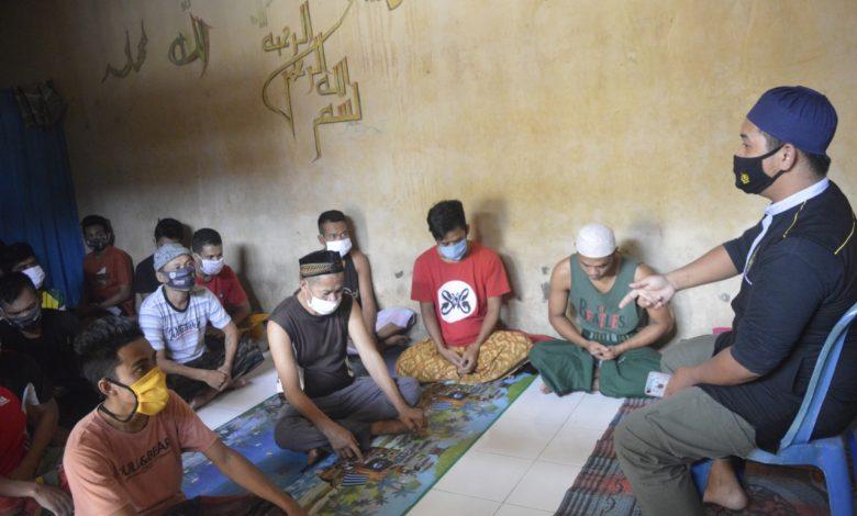 Ruang Tahanan di Polres Lombok Timur Disulap jadi Layaknya Pondok Pesantren