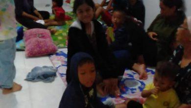 Photo of Sebanyak 350 Kepala Keluarga Terendam Banjir di KEK Mandalika dan Wilayah Lain