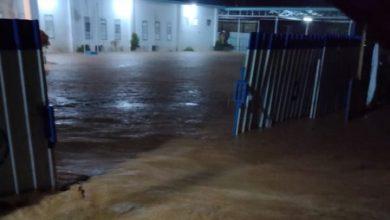 Photo of Wilayah Kuta Lombok Banjir, Kawasan Sirkuit MotoGP Mandalika Tergenang