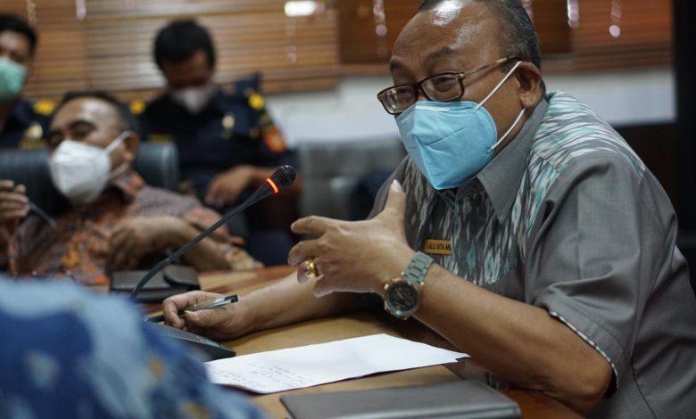 Eks Pasar Paok Motong akan Jadi Kawasan Industri Hasil Tembakau dan Terminal Tipe B