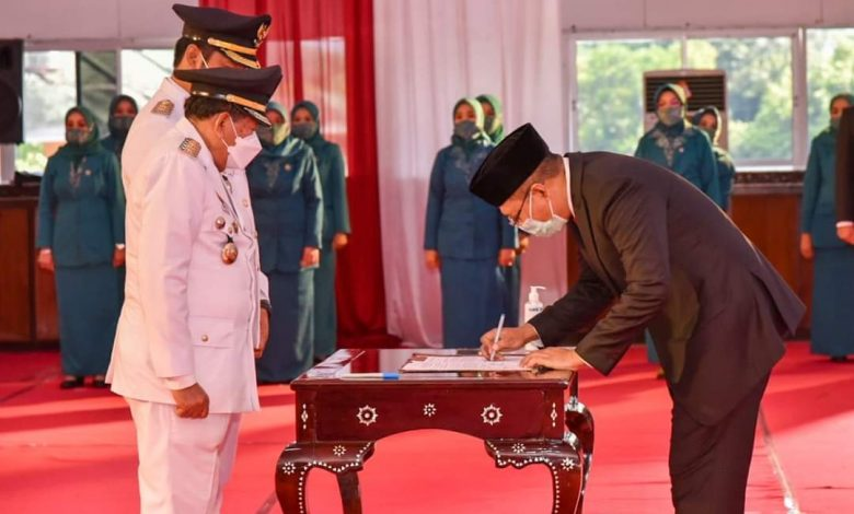 Enam Kepala Daerah Terpilih Dilantik, Gubernur NTB Harus Siap Terima Kritikan di Medsos