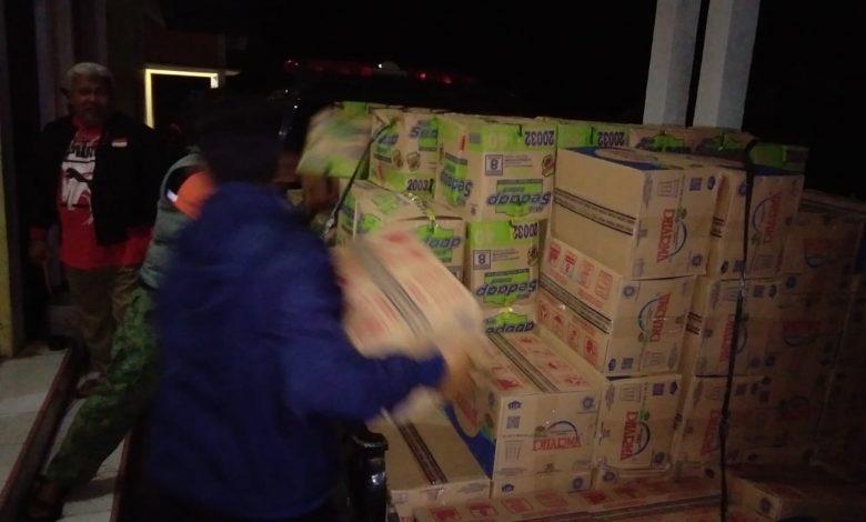 Gubernur Turunkan Tim Bantu Korban Banjir di Bima