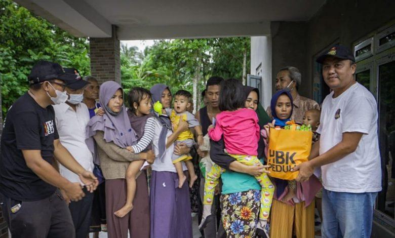 HBK Peduli, Trauma Healing Balita IRT yang Sempat Ditahan di Rutan Praya