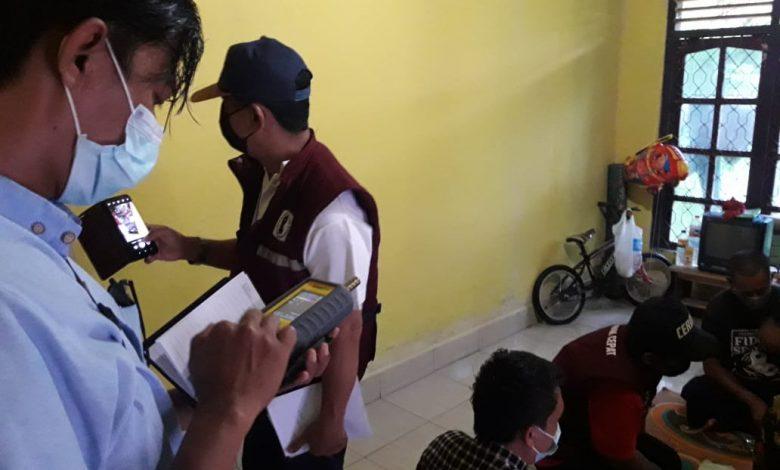 Hasil IKL Tim Kesehatan, Tidak Menemukan Pencemaran Udara di Dusun Eyat Nyiur Wajageseng