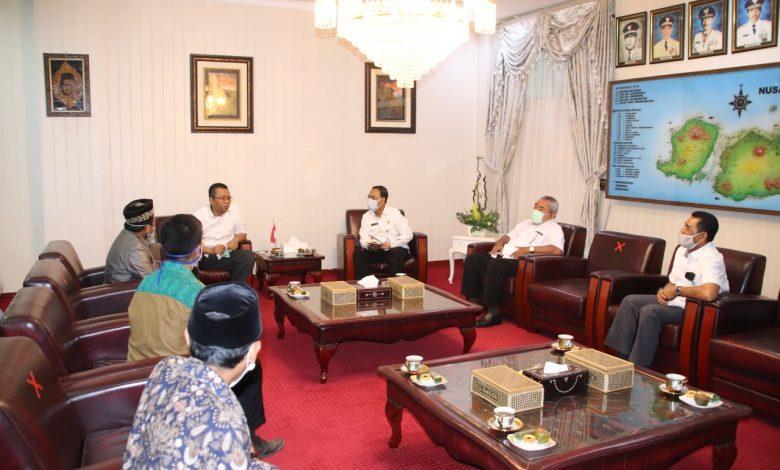 Ingin Lahirkan Wartawan Berkompeten di NTB, Gubernur Dorong UKW