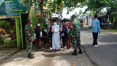 Photo of Kodim 1620/Loteng ajak Aparatur Pemerintahan Hingga RT, Edukasi ProKes dan PPKM