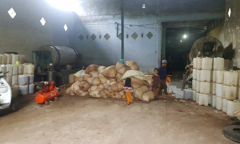 Pabrik Tembakau UD Mawar Putra Milik H Suwardi