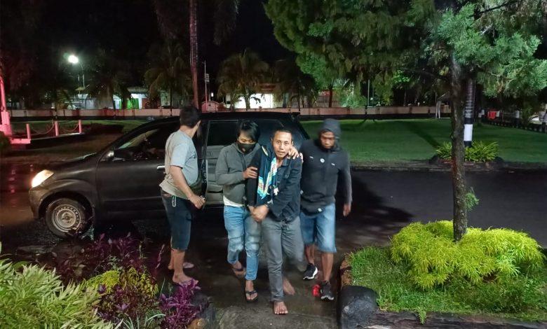 Pembegal di Jalan Bypass II Lombok Ditangkap, Kasat Ancam Tindak Tegas DPO