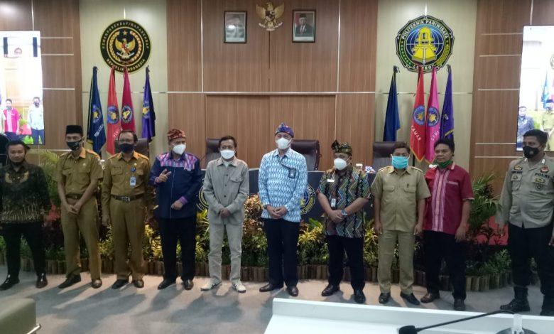 Poltekpar Lombok Berkolaborasi Membangun SDM Pariwisata Unggul