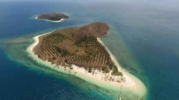 Pulau Gili Tangkong Lombok Viral Dijual