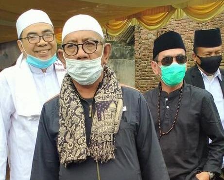 Ruslan Turmuzi Maafkan Gubernur NTB, Mengkritisi Wajar, Tapi Jangan Berlebihan