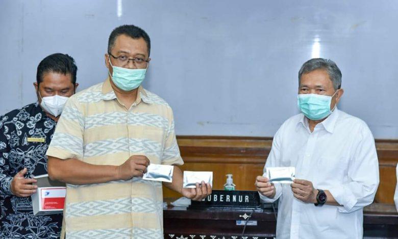Universitas Mataram dan Hepatika Ciptakan Rapid Test Antigen, Gubernur Ini Prestasi Luar Biasa