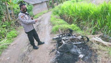 Photo of Pelaku Curanmor Nyaris Tewas, Motor Dibakar Masa