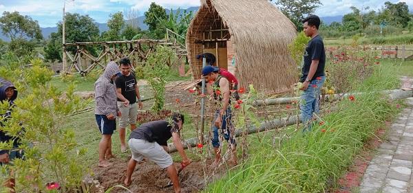 Desa Wisata Mekarsari Binaan UNIZAR Mataram Sediakan Home Stay