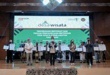 Photo of Lombok Barat Memiliki Desa Wisata Berkelanjutan di Indonesia telah Tersetifikasi Kemenparekraf